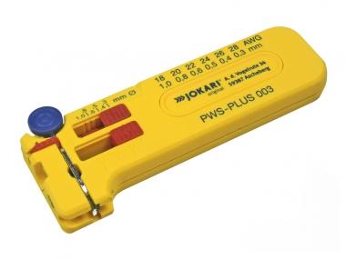 JOKARI PWS-Plus 003 nóż izolacji okrągłej 0,3 - 1,0mm