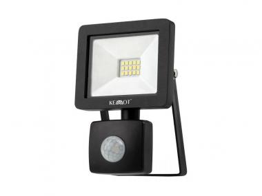 KEMOT URZ3476 lampa reflektor LED 10W z sensorem zmierzchu
