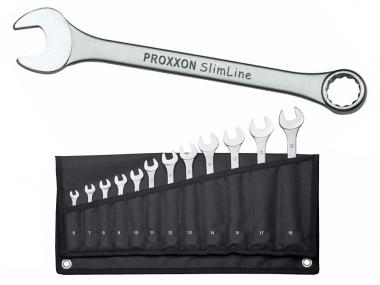 PROXXON 23825 zestaw klucze płaskooczkowe metryczne 12 sztuk