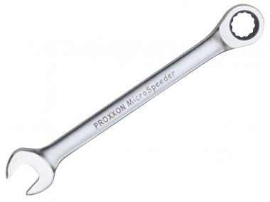 PROXXON klucz płasko-oczkowy z grzechotką 19mm