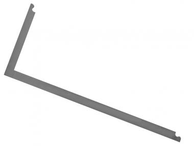 SOLA ZWZ 500 kątownik stalowy 500x290mm