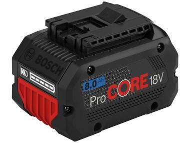 BOSCH akumulator 18V 8,0Ah ProCORE