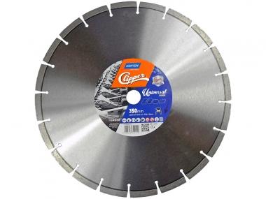 NORTON UNIVERSAL LASER tarcza diamentowa 350mm