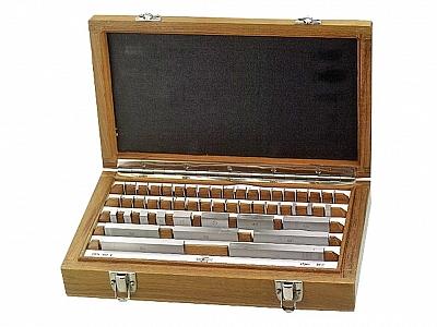 LIMIT zestaw płytek wzory przymiary 47 sztuk DIN 861/1