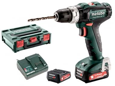 METABO PowerMaxx SB 12 wkrętarka udarowa 40Nm 12V 2,0Ah