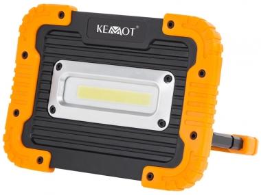 KEMOT URZ3478 lampa reflektor LED 10W USB