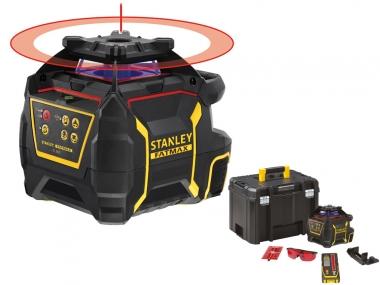 STANLEY ST FM X600R laser obrotowy 600m 360° z detektorem