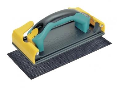 WOLFCRAFT 4056000 ręczna szlifierka do płyt G/K z siatką