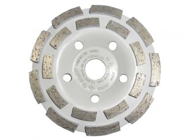 BOSCH tarcza garnkowa diamentowa 18 segmentów 125mm