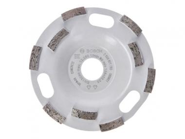 BOSCH tarcza garnkowa diamentowa 9 segmentów 125mm