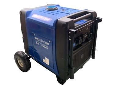 ADLER AD7000S agregat prądotwórczy 6,3kW
