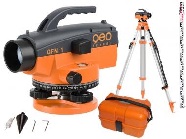GEO FENNEL GFN 1 niwelator optyczny 32x + statyw łata