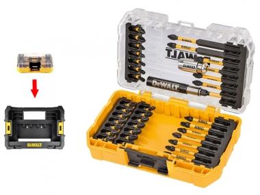 DeWALT DT70731T zestaw bity adapter 37szt TSTAK