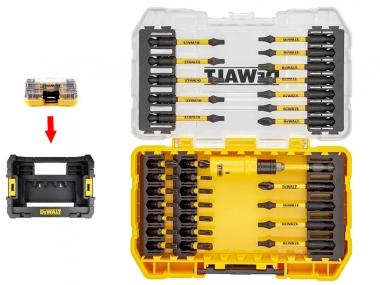 DeWALT DT70745T zestaw bity adapter 31 sztuk TSTAK