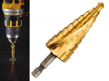 DeWALT DT5030 wiertło stopniowe 14-25mm