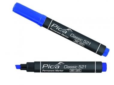 PICA 521/41  marker mazak permanentny niebieski
