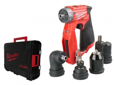 MILWAUKEE M12 FDDXKIT-0X wkrętarka 34Nm 12V