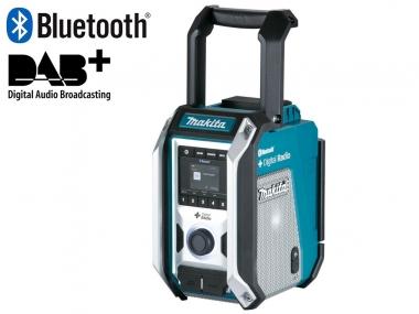 MAKITA DMR115 DAB/DAB+ BT radio budowlane