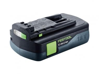 FESTOOL BP 18 Li 3,1 C akumulator 18V 3,1Ah
