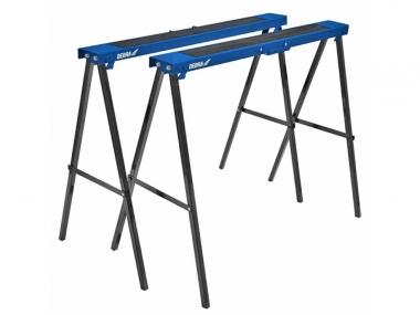 DEDRA N110 kobyłka stojak metalowy 2 szt komplet