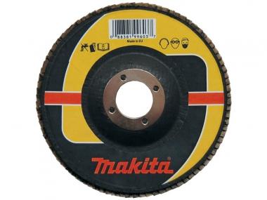 MAKITA P65501 tarcza ściernica listkowa 125mm K60