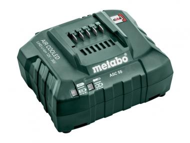 METABO ASC 55 ładowarka 12-36 V