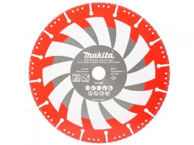 MAKITA RESCUE B55326 uniwersalna tarcza tnąca 230mm
