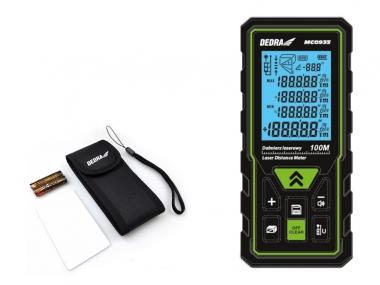 DEDRA MC0935 dalmierz laser zasięg 100m