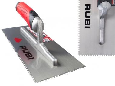 RUBI 72906 paca zębata stal zęby 3x3mm 28x12cm
