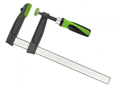 LUNA ścisk zacisk stolarski śrubowy 800 / 120mm