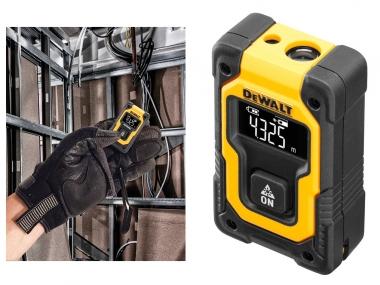 DeWALT DW055PL mini dalmierz laserowy kieszonkowy 16m