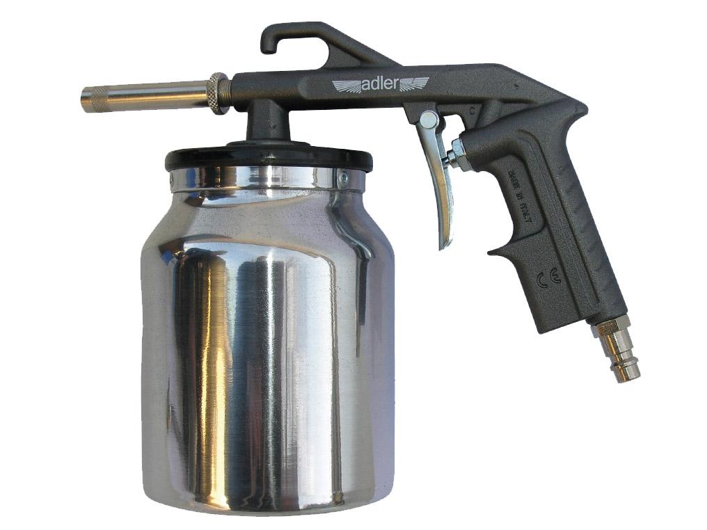 ADLER 206.1 pistolet do piaskowania