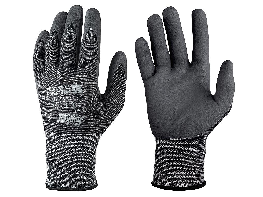 SNICKERS 9323 akc rękawice robocze cienkie