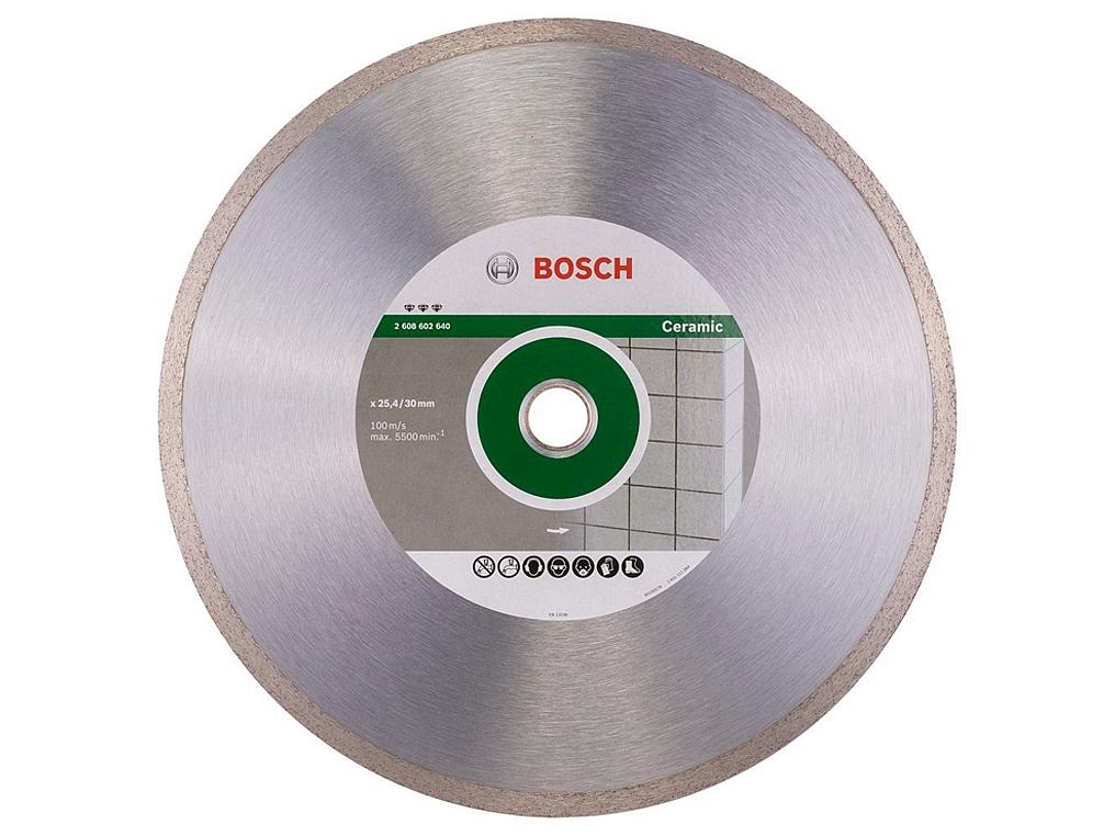 BOSCH tarcza diamentowa do płytek 300mm BEST CERAM
