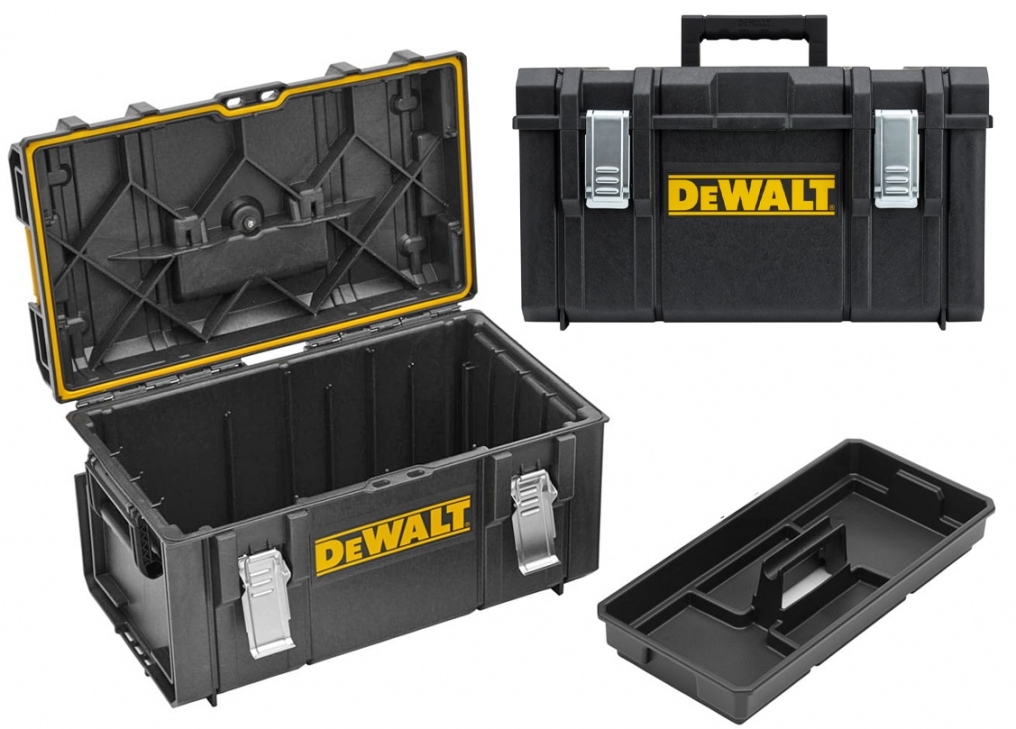 DeWALT DS300 TS skrzynka skrzynia narzędziowa