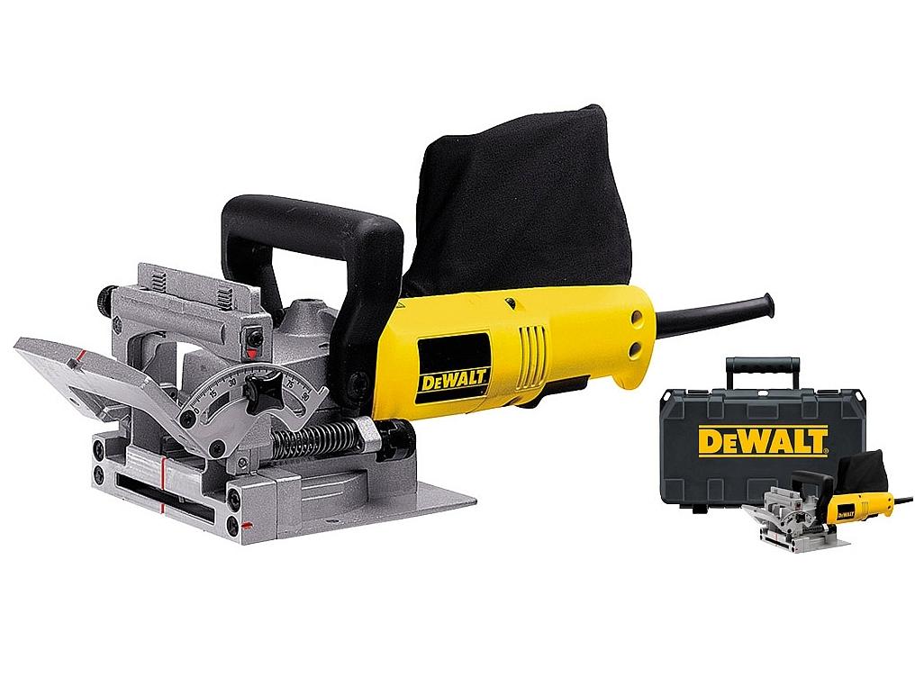 DeWALT DW682K frezarka lamelownica 600W