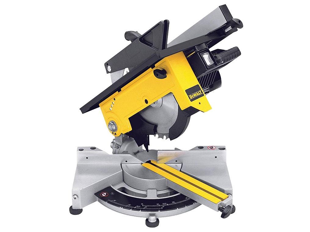 DeWALT DW711 ukośnica piła stołowa 260mm