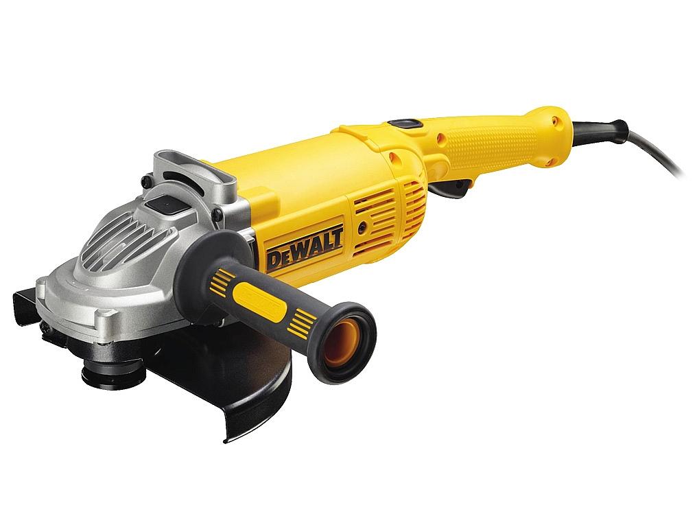 DEWALT DWE492S szlifierka kątowa 230mm 2200W łagodny rozruch