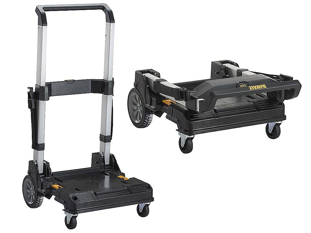 Młodzieńczy DeWALT wózek transportowy skrzynek TSTAK - TRANSPORTOWANIE - Robo-Kop CJ85