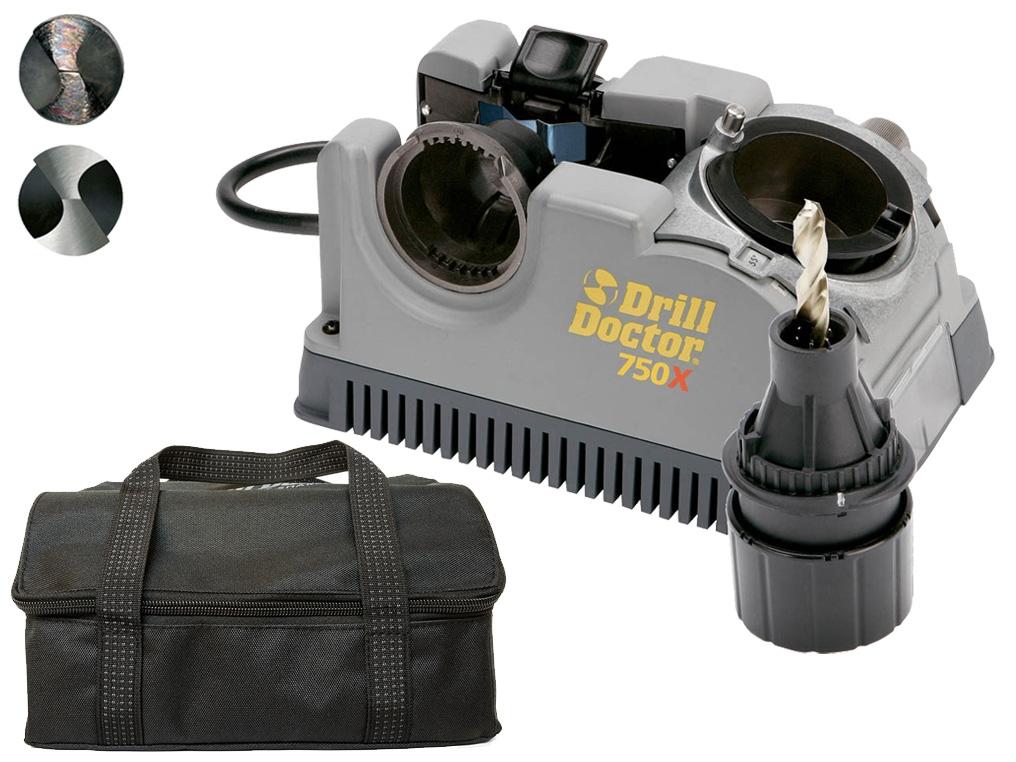 DRILL DOCTOR 750X ostrzałka do wierteł