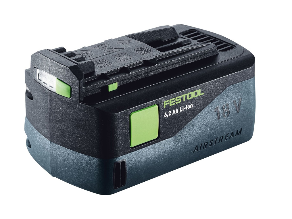FESTOOL BP 18 Li 6,2 AS akumulator 18V 6,2Ah