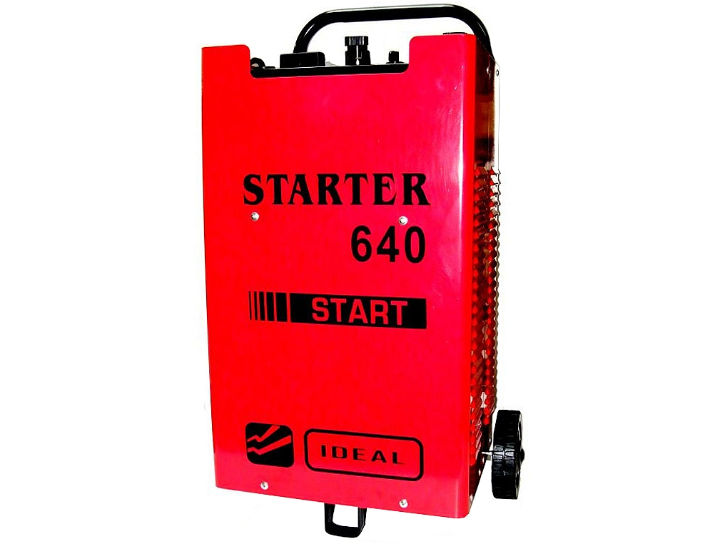 IDEAL STARTER 640 prostownik z rozruchem
