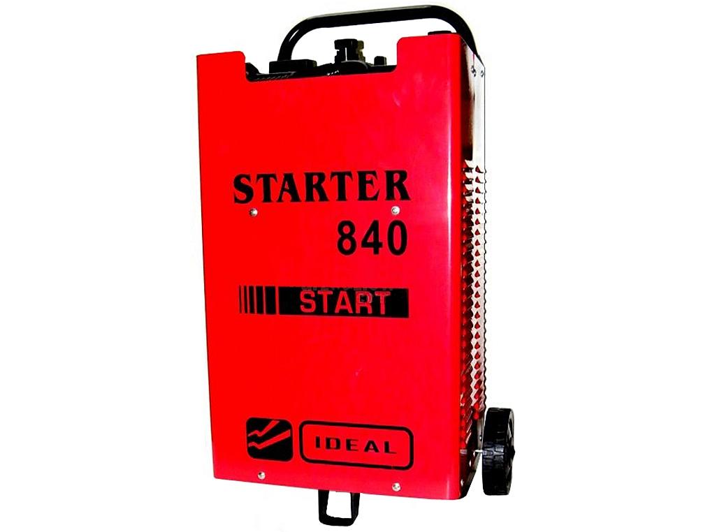 IDEAL STARTER 840 prostownik z rozruchem