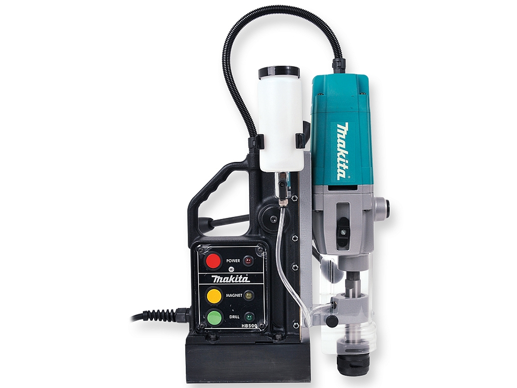 MAKITA HB500 wiertarka wiertnica magnetyczna 2bieg
