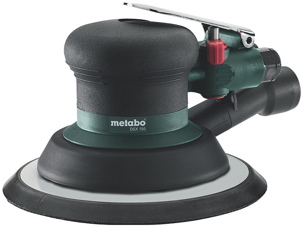 METABO DSX 150 szlifierka mimośrodowa pneumatyczna