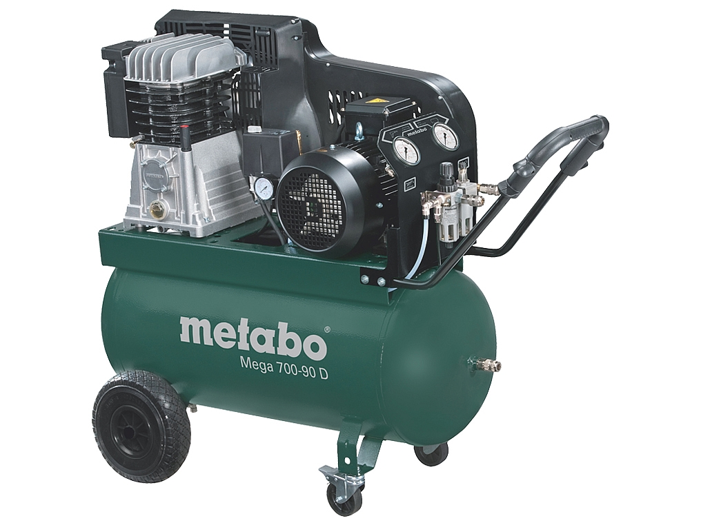 METABO MEGA 700-90D sprężarka kompresor 90L 400V