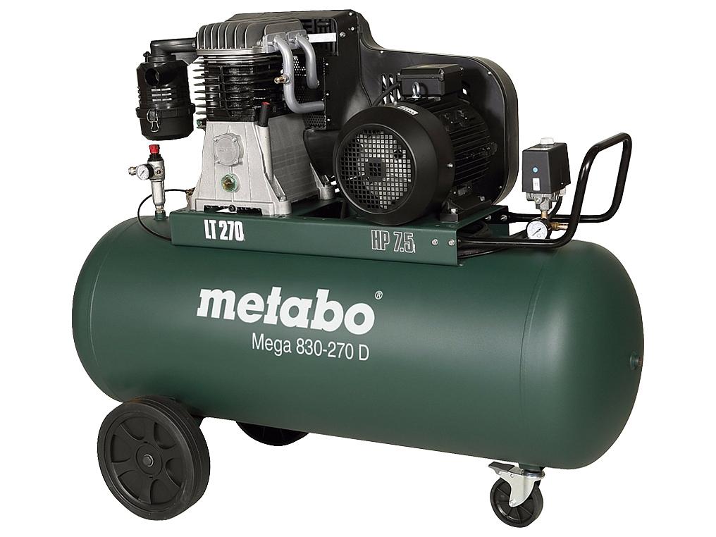 METABO MEGA 830-270D sprężarka kompresor 270L 400V