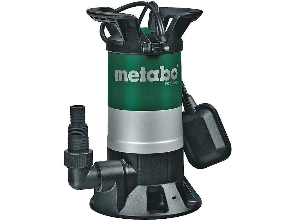 METABO PS15000S pompa zanurzeniowa do wody brudnej