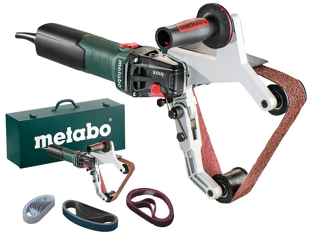 METABO RBE 15-180 INOX szlifierka do rur