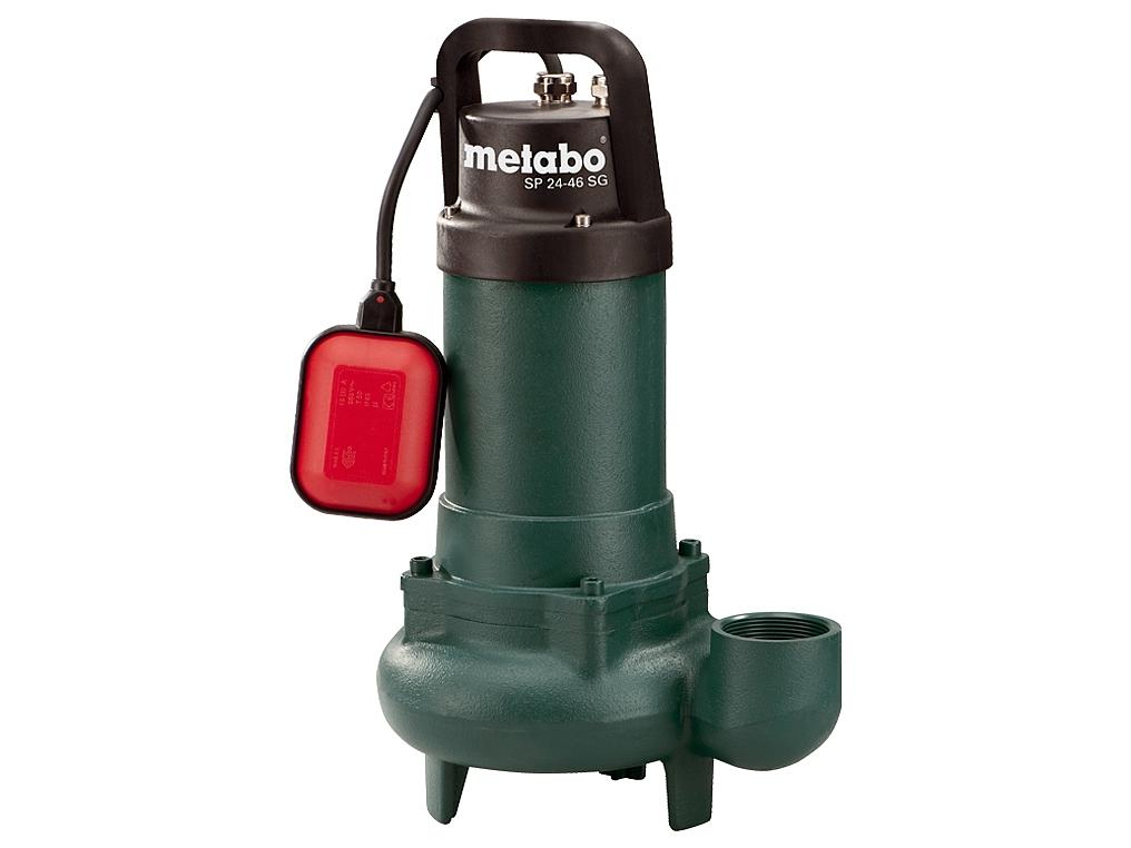 METABO SP 24-46SG pompa powodziowa do wody brudnej